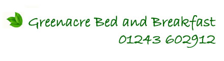 Bed and Breakfast in Selsey